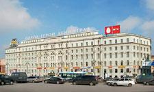 Гостиница Октябрьская в Петербурге